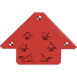 Magnetische lashoekhouder