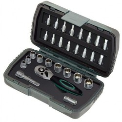 Multilock socket- bitset 28 pieces