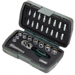 Werkzeuge M29185 Multi-Lock Schhraub- und Bitsatz, 28-teilig