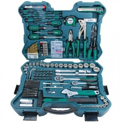 Mannesmann Toolbox 303 pieces