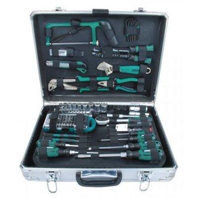 Mannesmann Toolbox 124 pieces