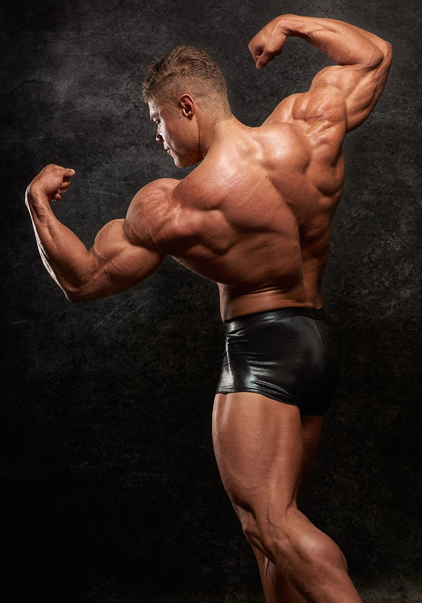 Classic physique slip van Vintage Genetics