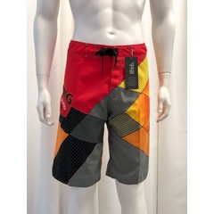 Boardshort Red Square