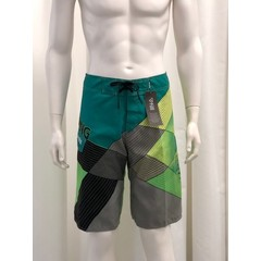 Boardshort Green Square