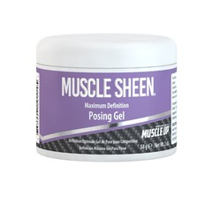 Muscle Sheen® Maximum Definition Posing Sheen