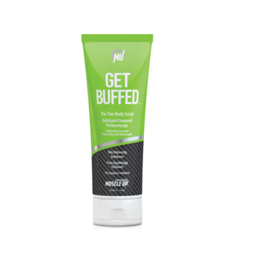 Pro Tan Get Buffed® - PRE-TAN BODY SCRUB
