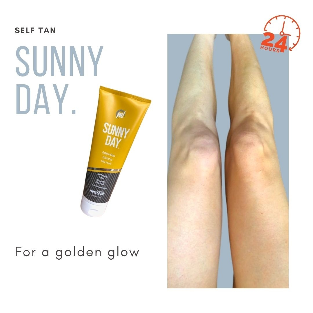 Pro Tan Sunny Day selftan