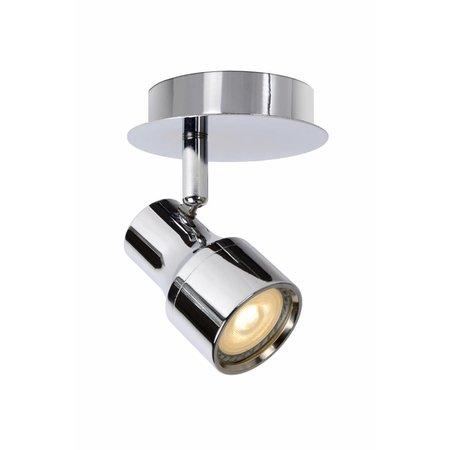 Bathroom ceiling light LED white or chrome GU10 4,5W