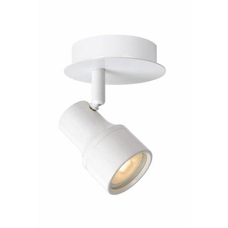 spot plafond salle de bain led blanc chrome gu10 4 5w. Black Bedroom Furniture Sets. Home Design Ideas
