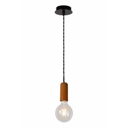 Lamphouder hanglamp koper, goud, roest E27 4W LED