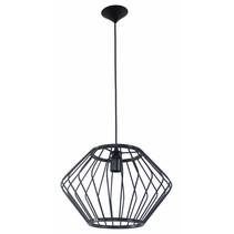 Hanglamp zwart goedkoop 370mm Ø E27