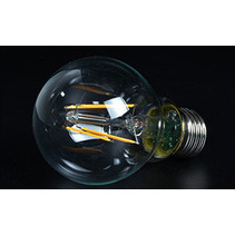 LED bulb light dimmable filament 6W