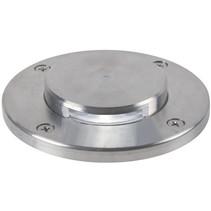 LED grondspot rond aluminium IP67