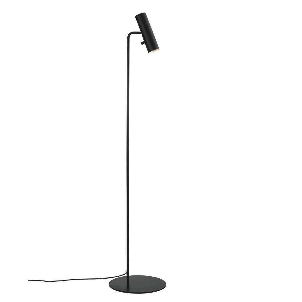 Lampe Liseuse Sur Pied Gu10 Noire Ou Blanche Myplanetled
