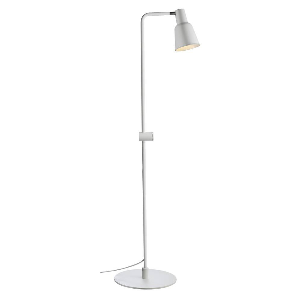 watch 58671 0813a Dimmable floor lamp white or black E27