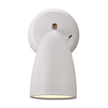 Wandlamp Scandinavisch design LED 3W wit, zwart, grijs