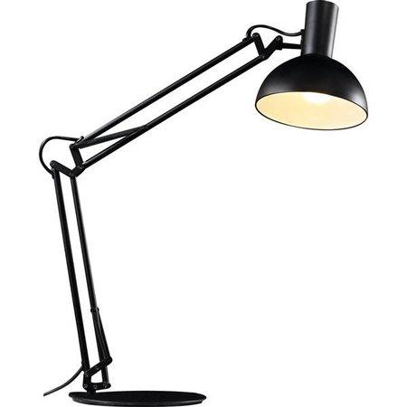 Architect lamp wit of zwart E27
