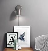 Applique style Scandinave LED 3W blanc, noir, gris