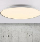 Flat ceiling light LED round 41 cm Ø or 60 cm Ø