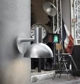 Applique style industriel noir ou galvanisé E27