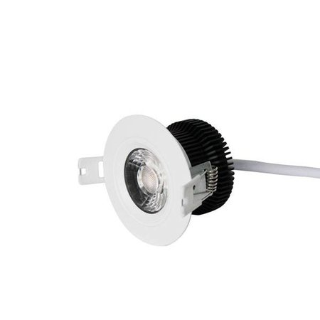 Bathroom LED downlight dimmable driverless IP44 7W