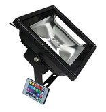Projecteur LED RVB 50w
