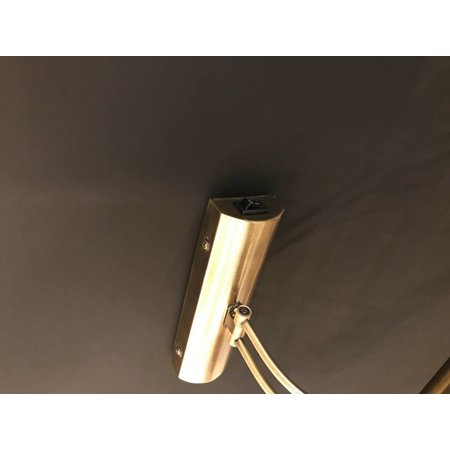 Picture lighting LED bronze or grey 10W 555mm