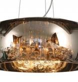 Pearl pendant light glass 40cm Ø or 50cm Ø