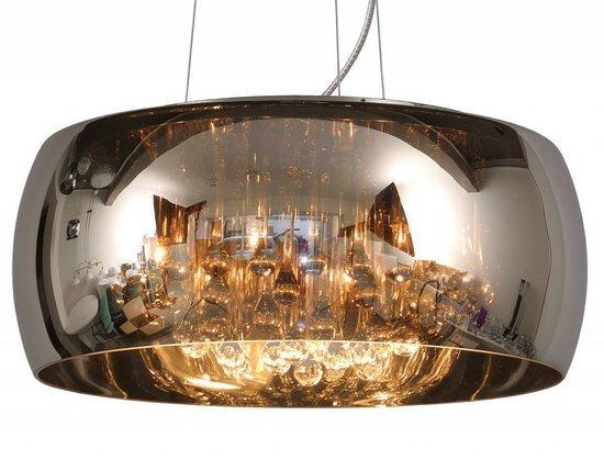 Plafonniere Met Kristallen : Lamp met kristallen glas cm Ø of myplanetled