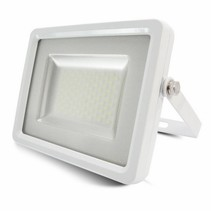 LED straler 50W SMD zwart of wit