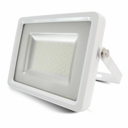 LED straler 50W SMD zwart of wit