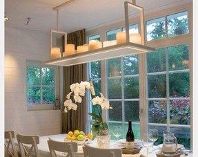 Lampes salle à manger