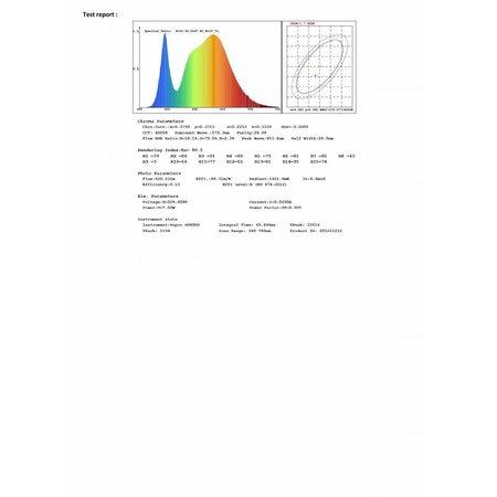 Spot LED encastrable orientable 7W IP44