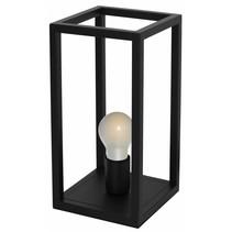 Lampe de chevet rustique noir, cuivre ou ruggine E27