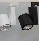 Boutique éclairage spot sur rail LED 20W Ra> 90
