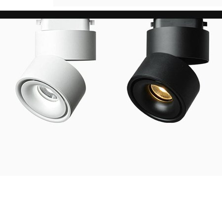 Track light track white or black 15W