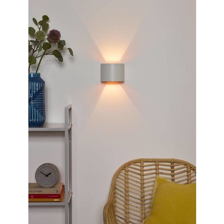Applique pas chère angle réglable noir doré, gris, blanc LED