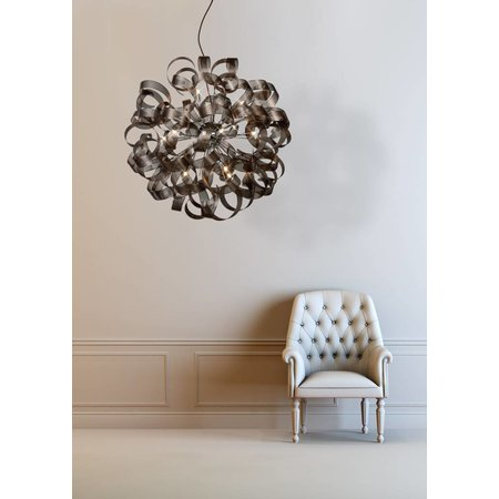 Pendant light high ceiling 42cm, 60cm or 80cm Ø