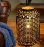 Oosterse tafellamp 25cm of 39cm Ø