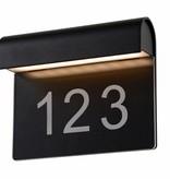 Numéro maison lumineux LED 6W