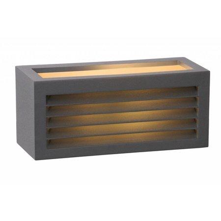 External wall light black or rust E27