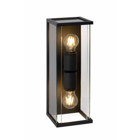 2 light wall sconce outdoor 2xE27