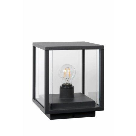 Sokkellamp buiten glas E27