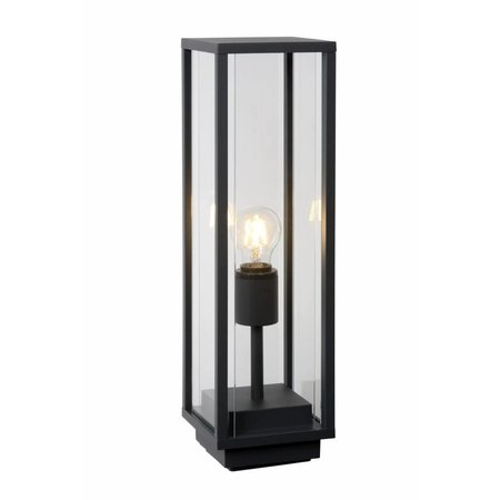 Pedestal lamp glass E27