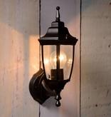Lanterne Lampe d'extérieur noire ou vert antique E27