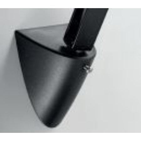 Lampe de bureau LED blanche ou noire flexible 6W
