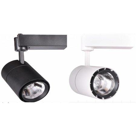 Modern track lighting 40W white or black