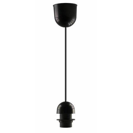 Hanglamp 1320mm hoog voor lampenkap stof