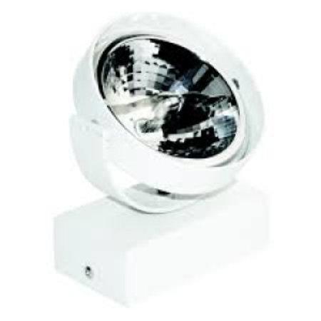 Ceiling light living room white, black or silver 170mm W
