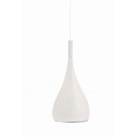 Luminaire suspendu larme 360mm H culot de lampe E27